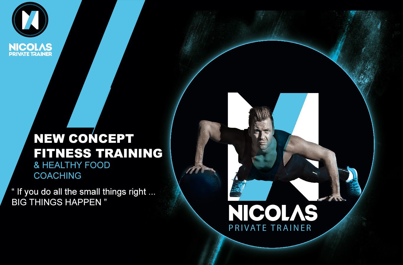 New Concept Fitness Training