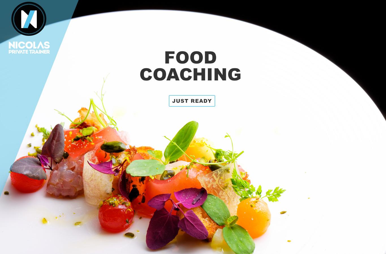 Healthy food coaching