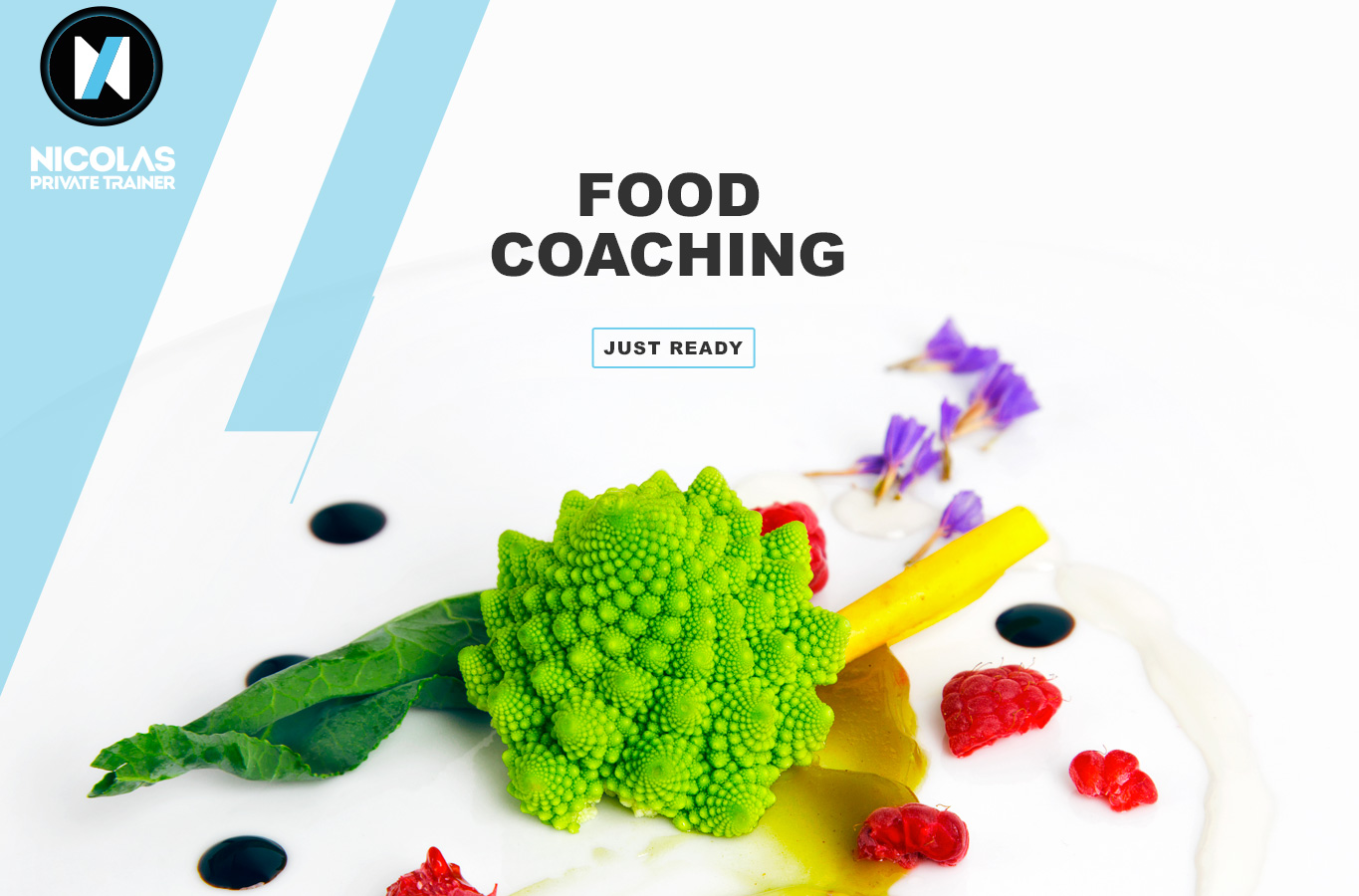 Healthy food coaching